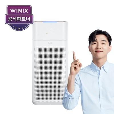 [신규 3만원 쿠폰] 위닉스 IoT 공기청정기 타워XQ700 ATXE763-JWK