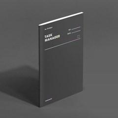 [모트모트] 태스크 매니저 31DAYS 컬러칩 - 다크호스 1EA