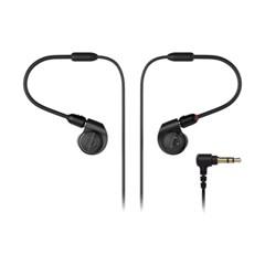 공식수입원 ATH-E40 듀얼 페이즈 푸시풀 드라이버 모니터링 이어폰