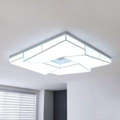 LED 클리프 아트솔 직사각 거실등 240W