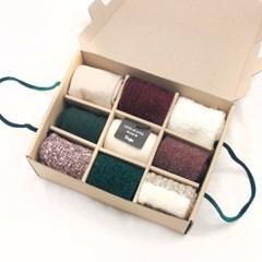 [무료배송] Merry Socks Box