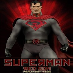 (한정판/바로출고) 슈퍼맨[Superman - Red Son Premium Format(TM)]
