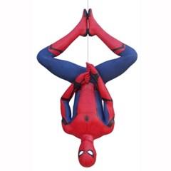 스파이더맨 라이프 사이즈 스테츄[Spider Man - Homecoming hanging]