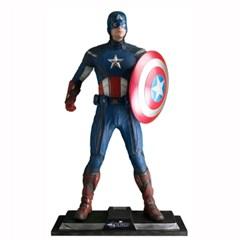 캡틴아메리카 라이프 사이즈 스테츄[Captain America-The Avengers ]