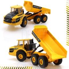 1:50 볼보 굴절식 덤프트럭 건설 중장비 시리즈 미니카