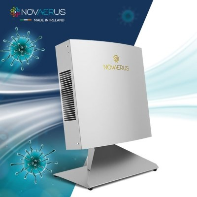 노바이러스 플라즈마 공기청정기 NV-990 거치대세트