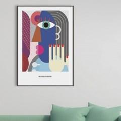 [modern art] 픽토프레임 PICF-723B_(2313708)
