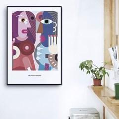 [modern art] 픽토프레임 PICF-726B_(2313705)