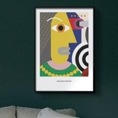 [modern art] 픽토프레임 PICF-729B_(2313702)