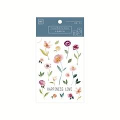 [MU] Crystal Rub-In Sticker CRO-001