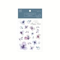 [MU] Crystal Rub-In Sticker CRO-002