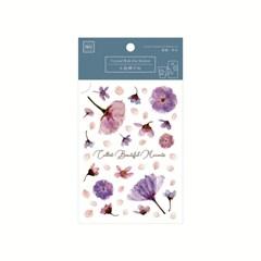 [MU] Crystal Rub-In Sticker CRO-006