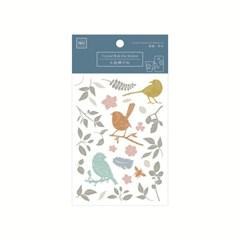 [MU] Crystal Rub-In Sticker CRO-007