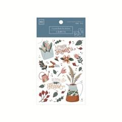 [MU] Crystal Rub-In Sticker CRO-010