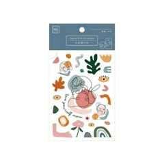 [MU] Crystal Rub-In Sticker CRO-011