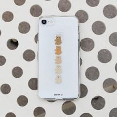 [젤리케이스] 베어오형제 489 폰케이스 아이폰/LG