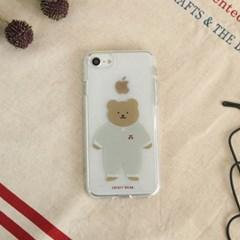 [젤리케이스] 곰블리 497 폰케이스 삼성갤럭시