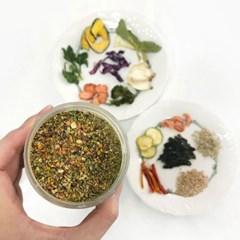 밥가루 국산 야채가루 후리가케 주먹밥 이유식 야채_(1506837)