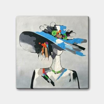 [핸즈홈] 모자 쓴 여인(Art NO.HYPR10197)