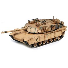 HOBBY MODEL KITS 미군 M1A1 에이브람스 탱크