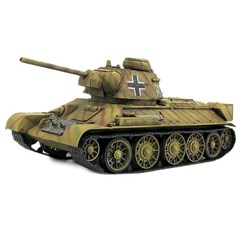 HOBBY MODEL KITS 독일 T34 노획형 탱크 전차