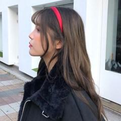[로코식스] 샤틴 헤어밴드_(1131101)