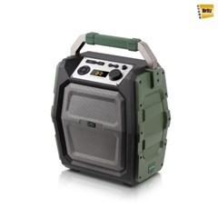 브리츠 BZ-VX6050 가라오케 블루투스 스피커, FM라디오