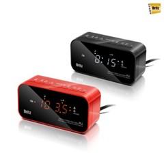 BZ-CR3181 탁상용 알람 라디오 시계, 시계, 알람