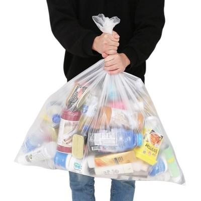 모던데일 분리수거함 비닐봉투 60L(200매)