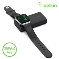 [벨킨] 애플워치 휴대용 무선 충전 보조배터리 2200mAh F8J233bt