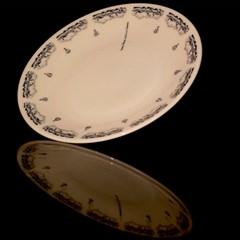 SMC _ round plate