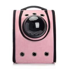 우주선 New(캡슐부분 지퍼) 백팩 ( CY001-핑크)