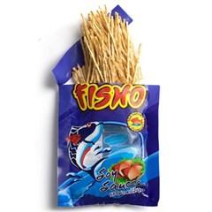 피쇼 소이소스(간장맛) 30g x 10봉 생선살 80% 함유_(98276)