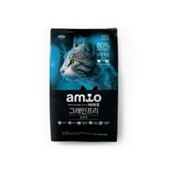 아미오 캣 그레인프리 슬림업 1.8kg_(1264504)