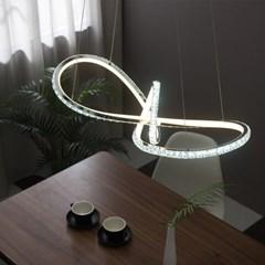 LED 투썸 블링 펜던트조명 55W