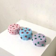 [텐텐클래스] (부평) 세상에 하나뿐인 나만의 디자인 케이크캔들