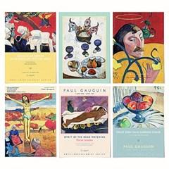 패브릭 포스터 빈티지 명화 유화 그림 액자 폴 고갱