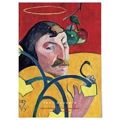 패브릭 포스터 명화 초상화 유화 그림 액자 폴 고갱 4