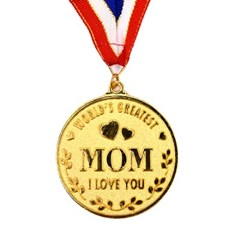 금메달-Mom (어머니)