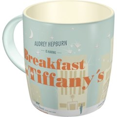 노스텔직아트[43023] Breakfast at Tiffany's Blue