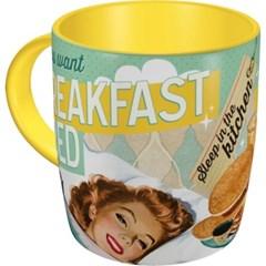 노스텔직아트[43005] Breakfast  Bed
