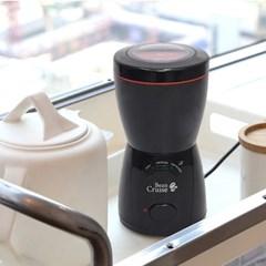 빈크루즈 전동 커피그라인더 BCG-740AI 블랙_(1876695)