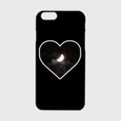 [세트상품] 유광케이스+달 하트톡 (아이폰5/5s/se/6/6s/6+/6s+)