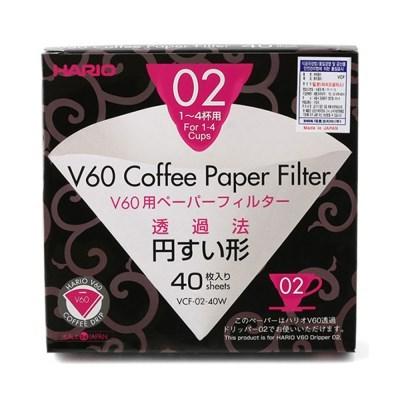 하리오 박스 필터 VCF02 화이트 40매_(1276020)