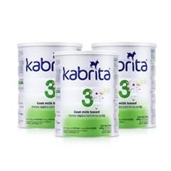 KABRITA 산양분유 12-24 3단계 (800G) 3캔_(2276152)