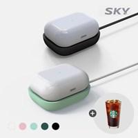 스카이 필 W1 에어팟 프로 무선 충전기 SKY-W1