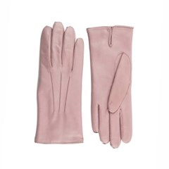 Nappa Leather Gloves For Women_Pink(Rosa)