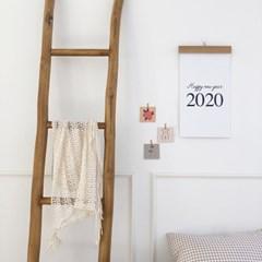 2020 우드스틱프레임캘린더 - 달력 + 우드스틱프레임