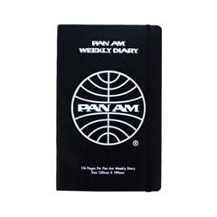 [PANAM] WEEKLY DIARY_BLACK_(1379971)