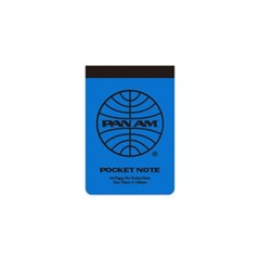 [PANAM] POCKET NOTE_ BLUE_(1380100)